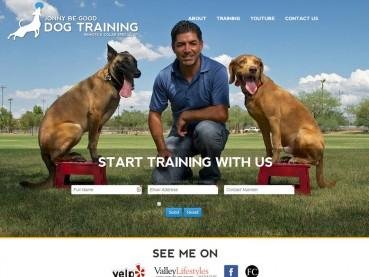 Jonny Be Good Dog Training