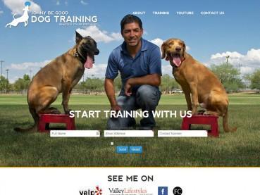 Jonny Be Good Dog Training