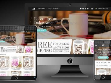 Mug Website